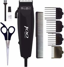 WAHL 100 SERIES CORDED HAIR CLIPPER KIT INCLUDES ATTACHMENT COMBS & CLEANING KIT