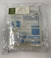 Anna Griffin Scrapbook Album Kit - Baby Boy, Includes Albums, Stickers Rub-ons..