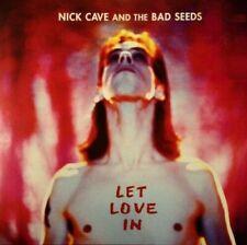 Nick Cave - Let Love in [New Vinyl LP] UK - Import