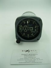 Aerosonic C661072-0101 Altimeter 50K Ft Baroscale 10450-11110 Repaired with 8130