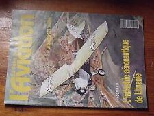 $$z Revue Le Fana de l'Aviation N°271 monographie industrie Lituanie  INvader