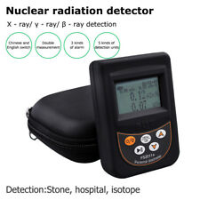 LCD Nuclear Radiation Detector Dosimeter Geiger Counter γ β X-Ray Tester Meter