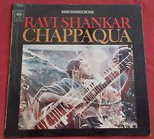 CHAPPAQUA LP ORIG FR RAVI SHANKAR BOF  OST