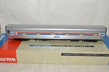 HO scale Walthers Amtrak phase 1 85' streamlined passenger car train SLEEPER