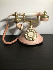 Vintage Style Telephone, Mybelle Cherie 383 Pink