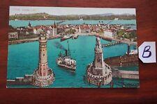 Postkarte Bayern 5885 Lindau I-B