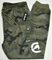 Ecko Unltd Jogger Pants Men Simple Story Logo Cargo Sweatpants Combat Camo Q726