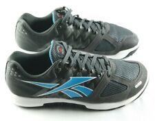 42bbbfe4dbab Reebok Crossfit Nano 2.0 Sneakers Mens Sz 6.5 Gray Blue Training Shoes
