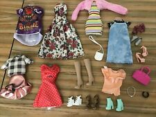 More details for barbie fashionista 8 fashion clothing  pack vgc near complete
