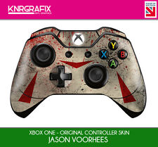 KNR6612 PREMIUM XBOX ONE CONTROLLER SKIN JASON VOORHEES INSPIRED FRIDAY 13TH