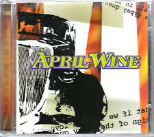 APRIL WINE - KING BISCUIT FLOWER HOUR PRESENTS CD