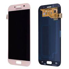 Original Samsung Galaxy A5 2017 (A520F) LCD Display Ersatz Touch Screen - Pink