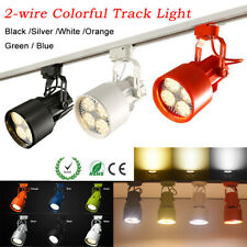 2-Wire Par30  Led Track Lighting 30W 35W 40W Ceiling Spot Downlight E27 Lamp
