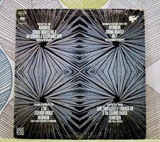 Leon Kirchner / Henry Weinberg - Quartet No.3 & 2 [Vinyl LP,1969] MS 7284 *EXC