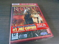 POUR PC rome total war barbarian