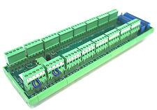 USED MTS-POWERTEK INC S20111DEA ANALOG BREAKOUT MODULE PT-9607