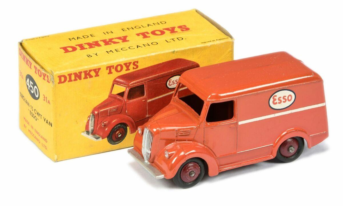 Red Van Toys