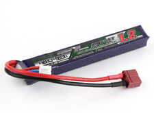 RC Turnigy nano-tech 1200mAh 2S 25~50C Lipo AIRSOFT Pack (T-Connector)