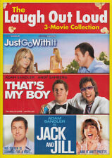 JUST GO WITH IT / THAT S MY BOY / JACK AND JILL (THE LAUGH OUT LOUD : 3-MO (DVD)