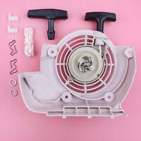 Recoil Pull Starter For Stihl FS120 FS200 FS250 w Handle Grip Rope Pawl Dog Kit