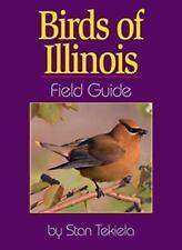 Birds of Illinois Field Guide by Stan Tekiela (English) Paperback Book Free Ship