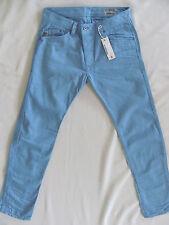 Diesel Darron Slim Tapered Leg Jean 008QU 8QU SLATE BLUE SIZE 30X32