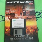 ABIT AX5 / PX5 / TX5 Motherboard Users Manual with 3.5 Master IDE Device Driver