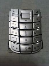 Genuine originale di ricambio Tastiera in plastica-Telefoni Cellulari Nokia 3120-Argento