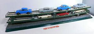 Sieck Modellbau DB Werbe-u.Aukunftsamt Modell 01 0068 142 Autotransport 1,32 m