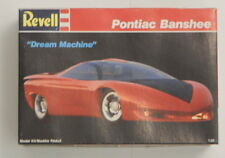 Revell #7100 PONTIAC BANSHEE CONCEPT CAR 1/25th Scale Model Kit R14972
