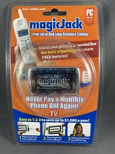 MAGIC JACK Telephone System Local Long Distance Calling  430-0302 New!