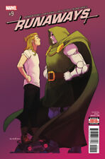 Runaways (2017) #9 VF/NM Rainbow Rowell
