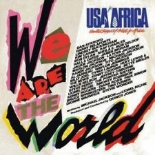 """USA for Africa We are the world (1985) [Maxi 12""""]"""