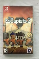 Team 17's The Escapists 2 For Nintendo Switch FACTORY SEALED NEW - FAST SHIPPING