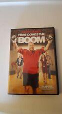 Here comes the Boom, Original release DVD. (Non-Blue Ray).