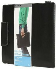 "Belkin 13.3"" For Macbook Pro iPad 4 3 2 1 Ultra Thin Envelope Sleeve Pouch Black"