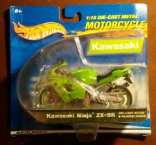 2001 Mattel Hot Wheels Kawasaki Ninja ZX-9R Motorcycle MOC