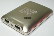 MSM HK Power Bank 5600mAh With Multi Cable For iPhone Cellphone Phablet