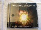 A Tribute To Michael Jackson Cd Musica Collezione