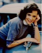 Lea Thompson Signed 8x10 Back to the Future Lorraine Baines McFly Photograph