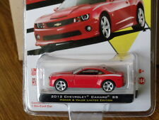 Greenlight   2012 Chevrolet Camaro SS  Honor & Valor Edition