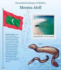Z08 MLD16216b MALDIVES 2016 Meemu Atoll MNH