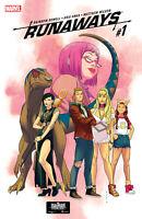 Runaways #1 Marvel Comics Cover A 1st print MCU