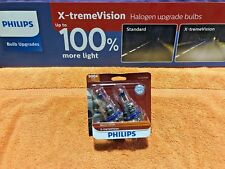 9004XVB2 Philips Headlight Bulbs X-treme Vision 100% BRIGHTER Twin Pack