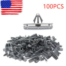 100Pcs Fender Moulding Clips For Jeep Liberty Wrangler 55157055AA, 55157086AA