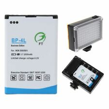 BP-4L 2500mah Replacement Li-ion Battery New For 96/112 LED Camera Video Light