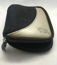 Case Logic GameBoy Color Advance DS PSP Carrying Case Black/Silver