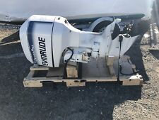 """1995 Evinrude Johnson OMC 200 hp Carbureted 25"""" Outboard Boat Motor Engine 225"""