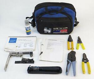 Corning TKT-UNICAM-PC Fiber Optic Tool Kit