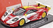 SLOT IT SICA10E McLAREN BMW F1 GTR  NEW 1/32 SLOT CAR IN FACTORY SEALED DISPLAY